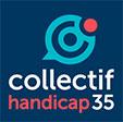 Logo Collectif Handicap 35